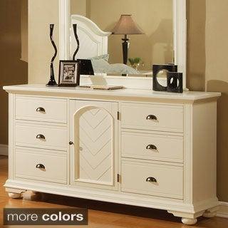 Napa White Dresser