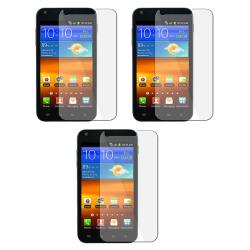 LCD Screen Protector for Samsung Epic 4G Touch D710 (Pack of 3)