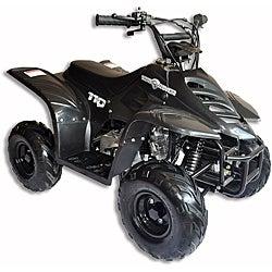 Trailrover Black 110cc Automatic Transmission ATV