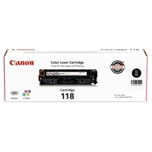 Canon 118 Toner Cartridge - Black
