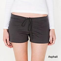 American Apparel Women's California Fleece Shorts