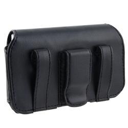Leather Case for Blackberry Torch 9800/ Bold Slider