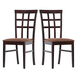 Warehouse of Tiffany Justin Dining Chairs (Set of 8)