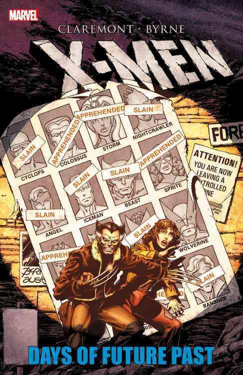X-men: Days of Future Past (Paperback)