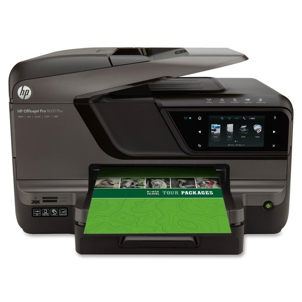 HP Officejet Pro 8600 N911G Inkjet Multifunction Printer - Color - Pl