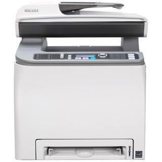 Ricoh Aficio SP C242SF Laser Multifunction Printer - Color - Plain Pa