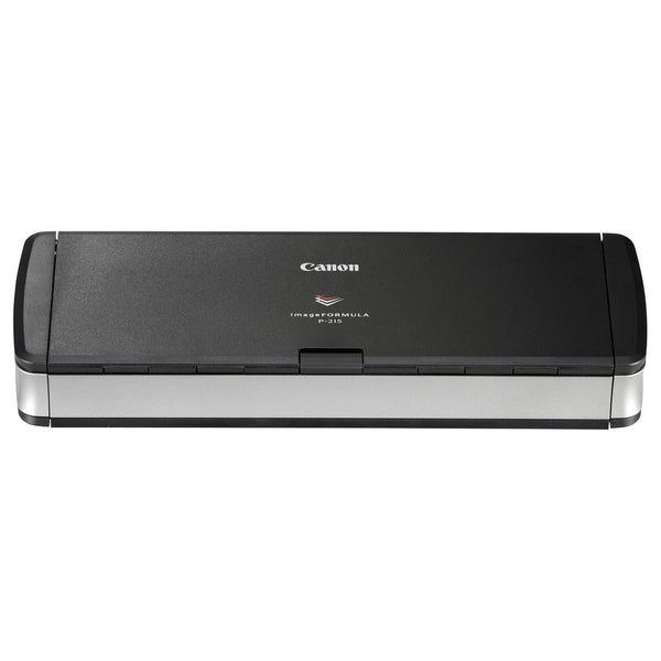 Canon imageFORMULA P-215 Sheetfed Scanner - 600 dpi Optical