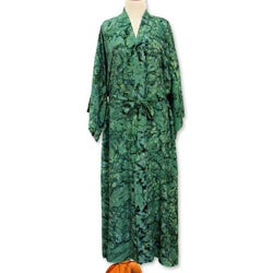Rayon 'Green Destiny' Robe (Indonesia)