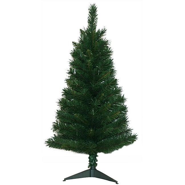 Tacoma Pine 3-ft Artificial Christmas Tree