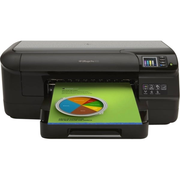 HP Officejet Pro 8100 N811A Inkjet Printer - Color - 4800 x 1200 dpi