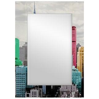 Colorful New York City Mirror (China)