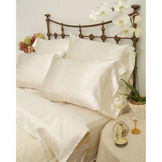 Charmeuse II Satin Pillowcases (Set of 2)