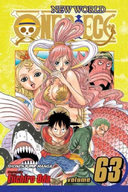 One Piece 63 (Paperback)