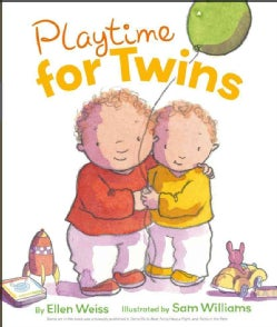 Playtime for Twins (Board book)