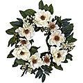 22 in Magnolia Wreath