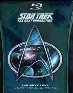 Star Trek: The Next Generation The Next Level (Blu-ray Disc)
