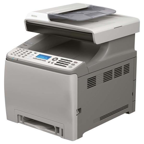 Ricoh Aficio SP C240SF Laser Multifunction Printer - Color - Plain Pa