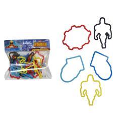 Iron Man Rubber Bracelet Bandz