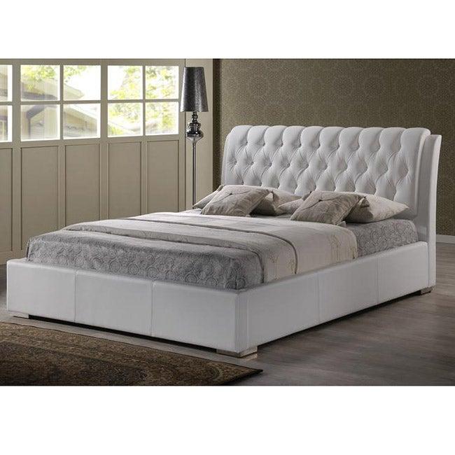 Bianca Modern Queen-size Platform Bed