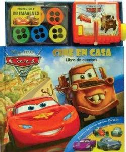 Cine en casa / Cars Movie Theater: Libro de cuentos / Book of Stories
