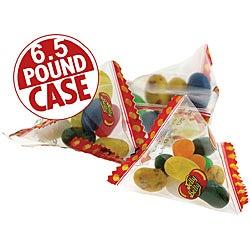 Jelly Belly 10 Flavor Pyramid Bags Bulk