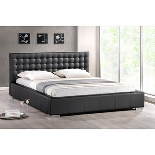 Madison Modern Queen Platform Bed