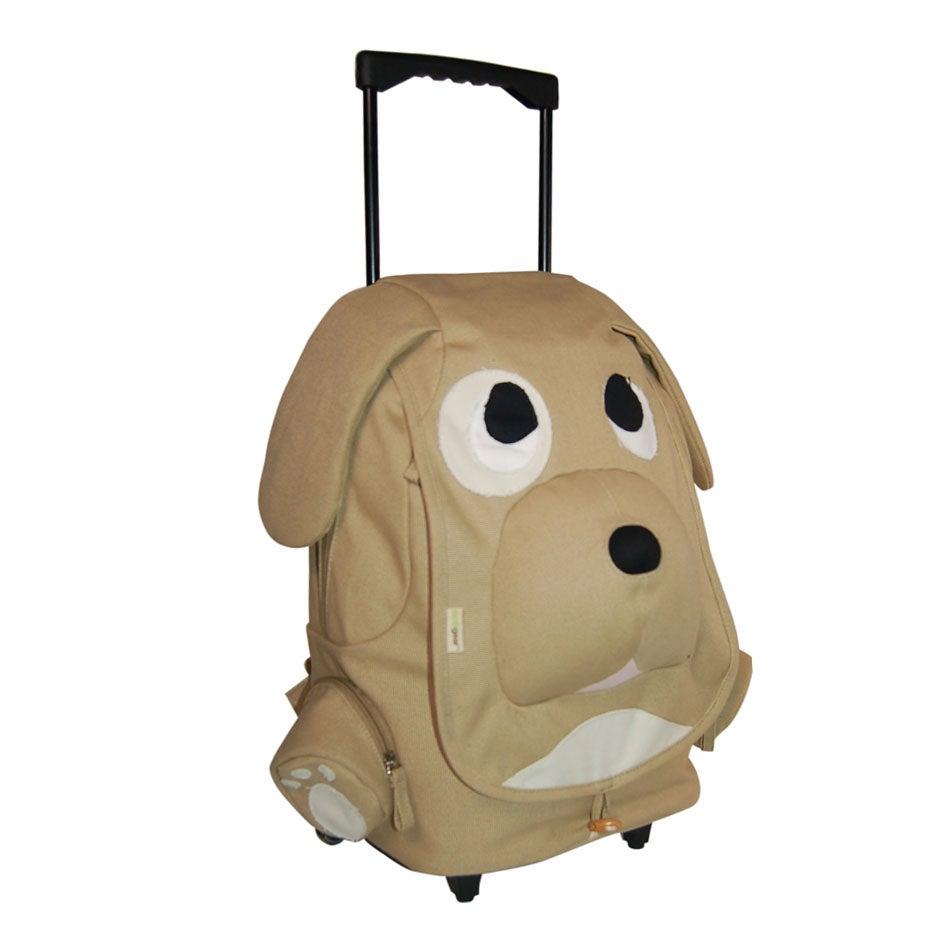 EcoGear EcoZoo Rolling Puppy Backpack
