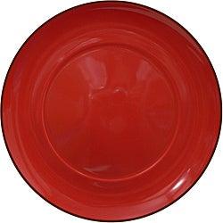 Waechtersbach Duo Chili Dinner Plates (Set of 4)