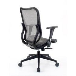 Ergonomic Mesh Height-adjustable Swivel Office Chair