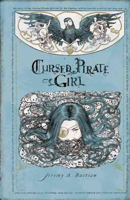 Cursed Pirate Girl 1 (Hardcover)