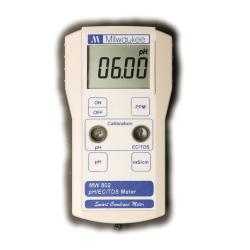 Milwaukee MW802 Smart Ph/Ec/Tds Combined Meter