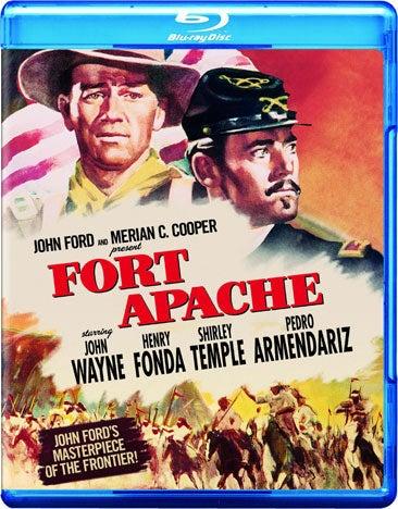 Fort Apache (Blu-ray Disc)