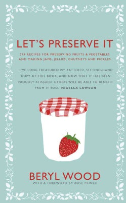 Let's Preserve It (Hardcover)