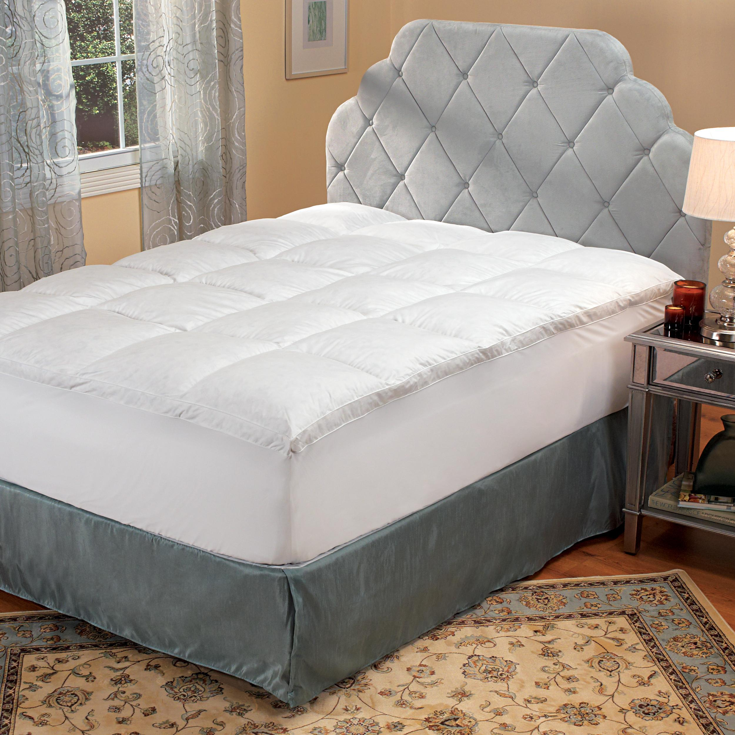 Overstock Twin Bed Skirt