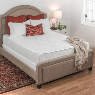Select Luxury Reversible Medium Firm 10-inch Full-size Foam Mattress