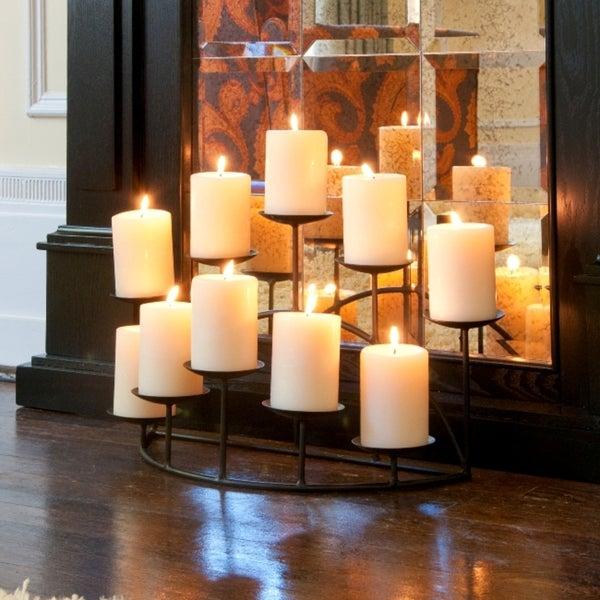 Upton Home Hanover 10-candle Candelabra