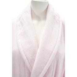 Leisureland Women's Luxury Cotton Terry Velour Robe