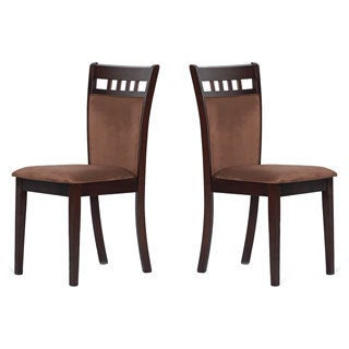 Warehouse of Tiffany Shirlyn Dining Chairs (Set of 2)