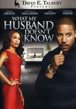 David E. Talbert's What My Husband Doesn't Know (DVD)
