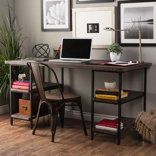 Renate Wood/ Metal Office Desk