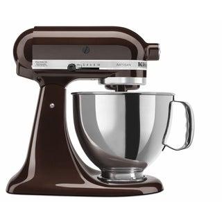 KitchenAid KSM150PSES Espresso 5-quart ArtisanTilt-Head Stand Mixer