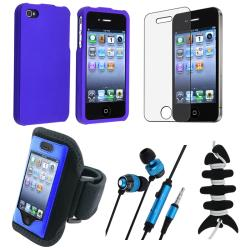 BasAcc Case/ LCD Protector/ Armband/ Headset/ Wrap for Apple iPhone 4S