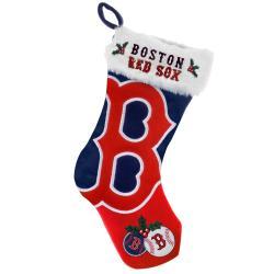 Boston Red Sox 2011 Colorblock Christmas Stocking