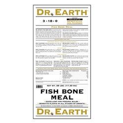 Dr earth fish bone meal fertilizer overstock shopping for Fish meal fertilizer