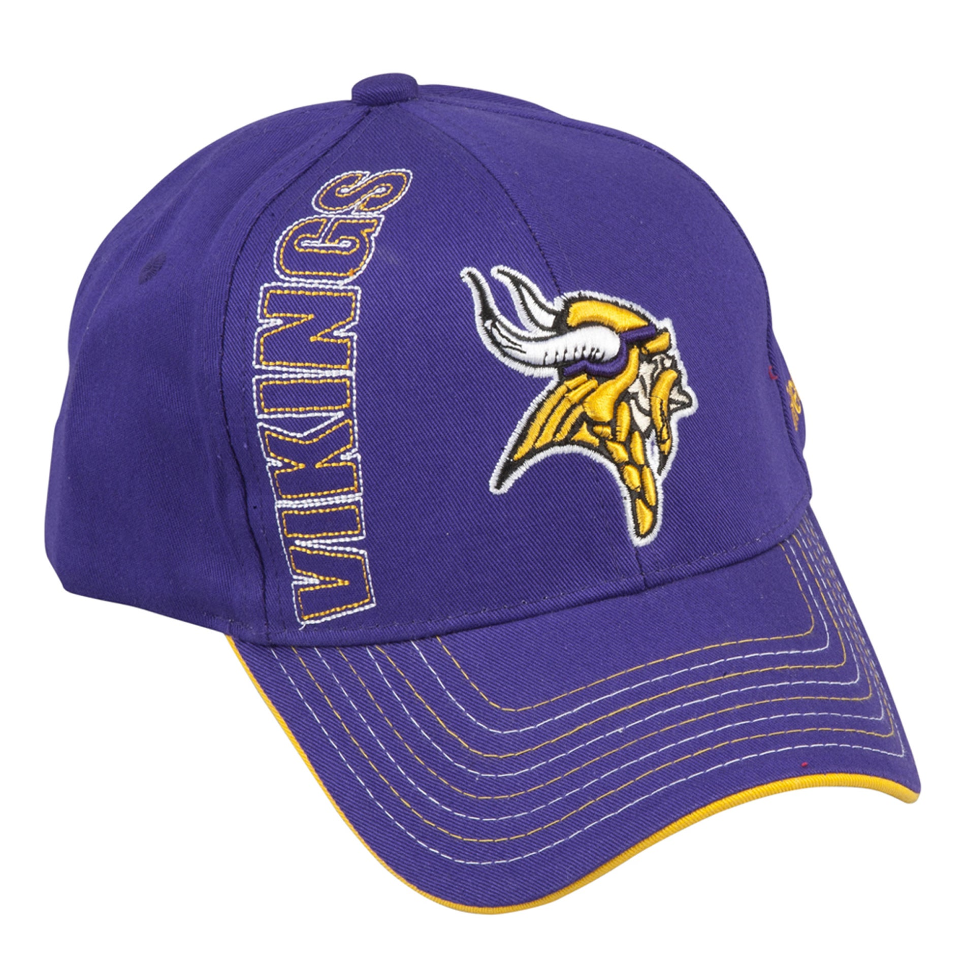 Reebok Minnesota Vikings Yardage Hat