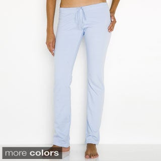 American Apparel California Fleece Straight Leg Pant