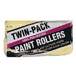 9-Inch Twin Pack Roller Covers (Pack of 18)