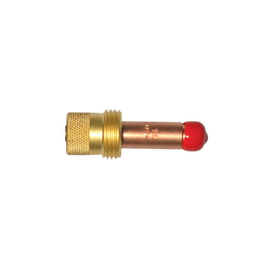 WeldCraft 3/32-inch Gas Lens Collet Body