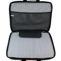 Kroo 15.6-inch Nylon Mesh Seal Laptop Case (15.6' x 10.7' x 2')