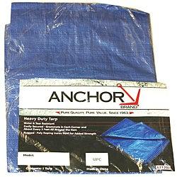Anchor Heavy Duty Tarp (20' x 20')